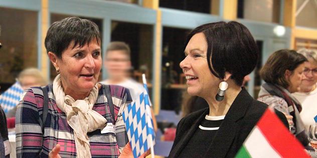 Partnerschaftsfest ELKB Ungarn 2019