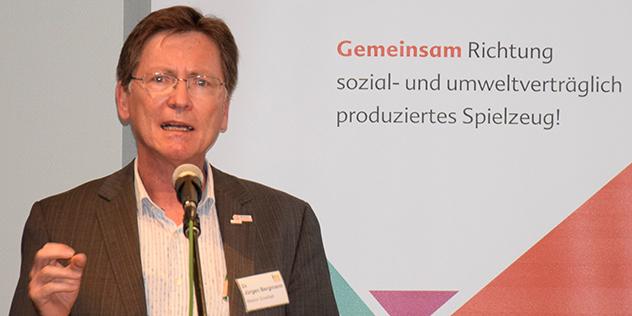 Jürgen Bergmann, Bild: © Mission EineWelt