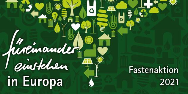 Fastenaktion ELKB 2021 Banner