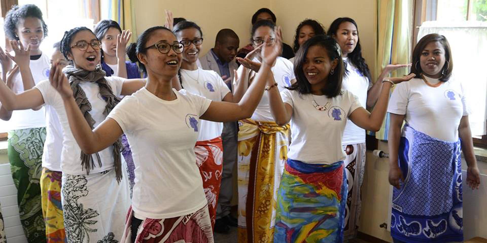 Chor der Madagassischen Gemeinde München,© ELKB Fachstelle GuSH