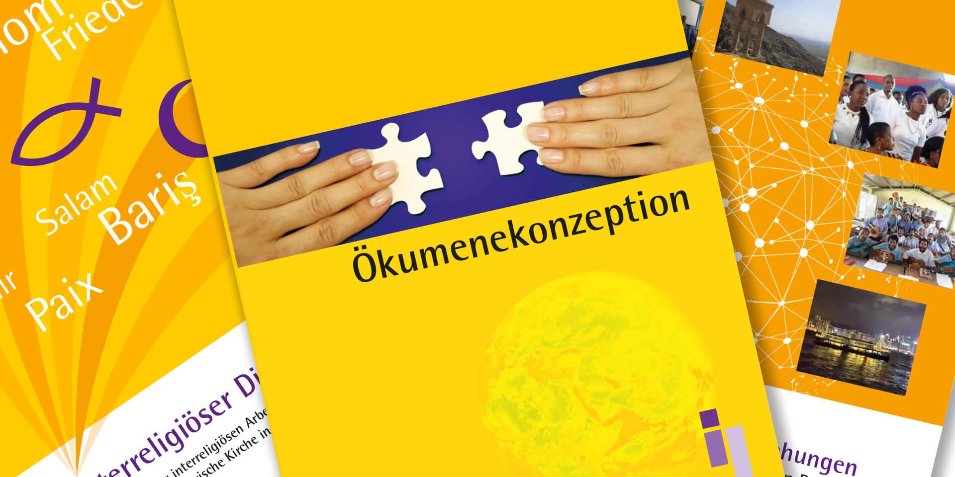 Ökumene Konzeptionen Ökumenekonzeption, Außenbeziehungen, Interreligiöser Dialog
