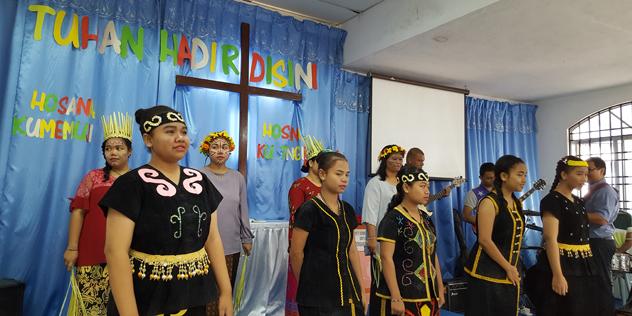 Chor aus Malaysia