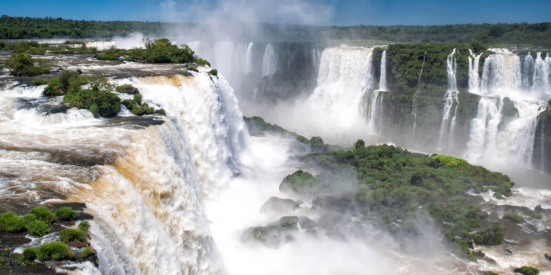 Foz de Iguacu Wasserfall