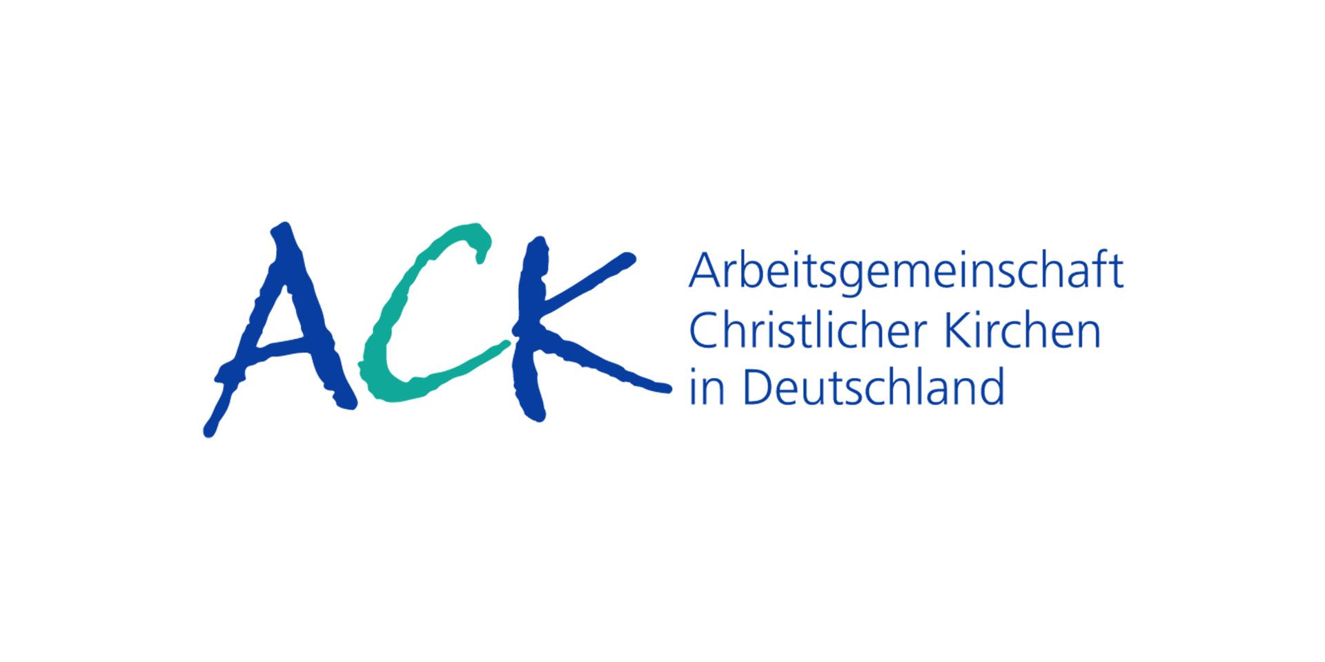 Logo Arbeitsgemeinschaft Christlicher Kirchen (ACK)