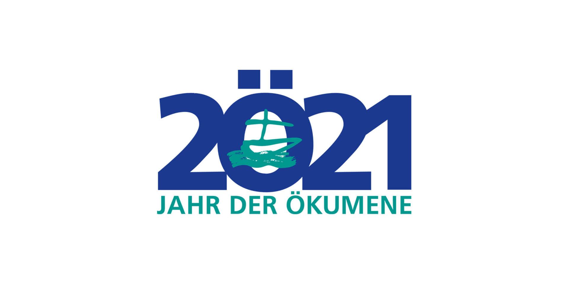 Logo Jahr der Ökumene 2021