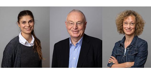 Alexandra Morath, Dr. Rainer Oechslen, Susanne Odin